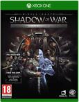 Middle Earth Shadow of War Silver Edition (Xbox one nieuw)