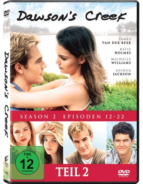 3 DVDs * DAWSON'S CREEK - STAFFEL / SEASON 2.2 # NEU OVP <
