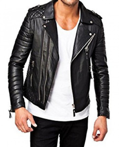 Brand New Custom Tailored Men's Leather Jackets