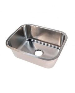 Stainless Steel Kitchen Sink - Single and Double Available