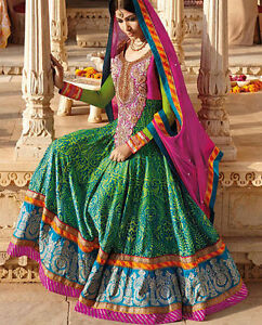 Special! Long Indian Anarkalis for women - Indian clothing Cambridge Kitchener Area image 1