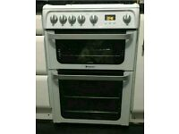 Hotpoint gas cooker (60cm)