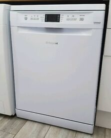 Hotpoint FDEF51110P Dishwasher - Perfect working condition and very clean
