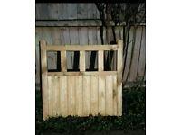 Small garden gate