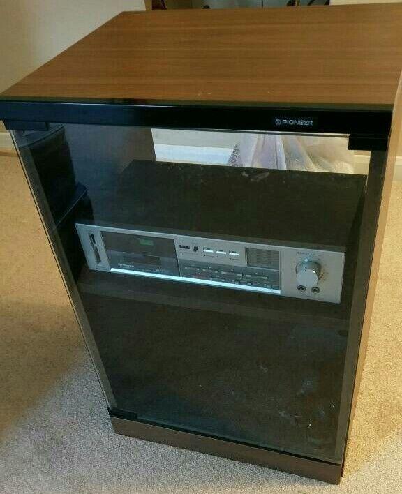 Pioneer Stereo Cabinet | in Crowborough, East Sussex | Gumtree