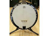Preowned Tanglewood 5 string Banjo