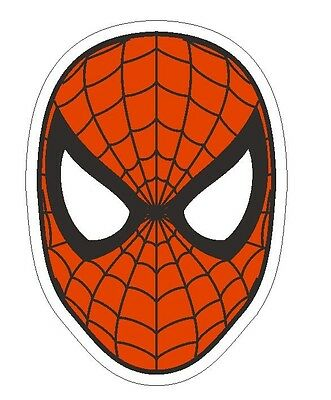 Spider man Sticker Comic book Superhero Spiderman R151 CHOOSE SIZE FROM DROPDOWN - Comic Book Superhero