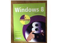Windows 8 in Easy Steps, Vandome, Nick,