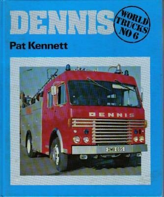 Dennis World Trucks No 6 Commercial Fire Engine Bus Ambulance Car Tricycle -