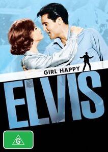 Girl Happy * NEW DVD * Elvis Presley (Region 4 Australia)