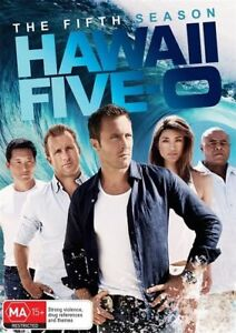 Hawaii 5-O: Season 5 (DVD, 2016, 6-Disc Set), NEW SEALED REGION 4
