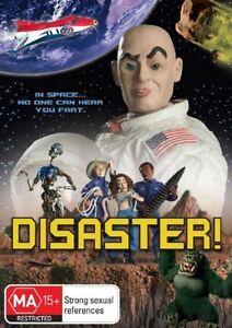 Disaster (DVD, 2007)-REGION 4-Brand new-Free postage