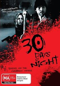 G3 BRAND NEW SEALED 30 Days Of Night (DVD, 2008, 2-Disc Set)