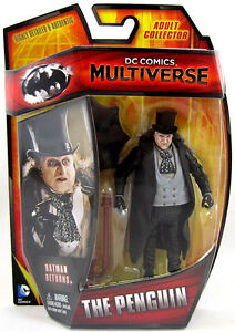 "DC Comics Multiverse - The Penguin 4"" figure 2014"