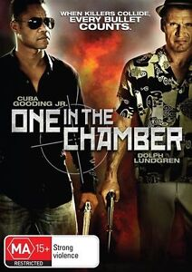 ONE IN THE CHAMBER, CUBA GOODING JR, REGION 4, NEW AND SEALED, FREE POST