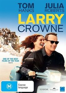 Larry Crowne DVD -  R4 - Brand New - Free Postage