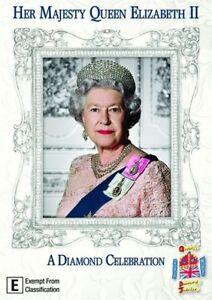 Her Majesty Queen Elizabeth II - A Diamond Celebration (DVD, 2012)