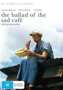 The Merchant Ivory - Ballad Of the Sad Cafe (DVD, ) NEW