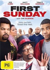 FIRST SUNDAY DVD [New/Sealed]