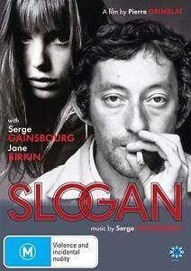 Slogan (DVD, 2008), NEW REGION 4