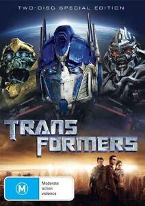 Transformers : The Movie - (2-Disc Set) - NEW DVD - Region 4