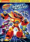 Blaze & The Monster Machine - Robot Riders - DVD