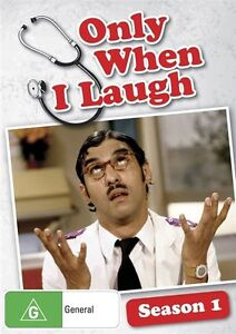 Only When I Laugh : Season 1 (DVD, 2010) *New & Sealed* Region 4