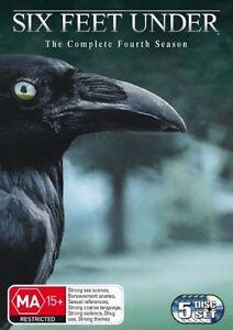 Six Feet Under : Season 4 : NEW DVD