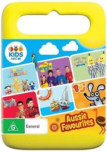 ABC Kids: Aussie Favourites * NEW DVD *
