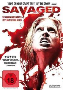 Savaged  FSK 18  DVD NEU