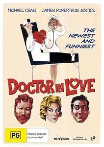 Doctor In Love (DVD, 2011)