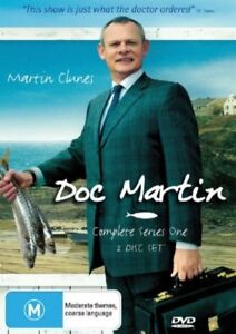 Doc Martin : Season 1 (DVD, 2005, 2-Disc Set) R4 PAL NEW FREE POST