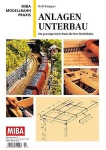 MIBA Modellbahn Praxis - Anlagen-Unterbau