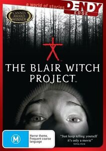 The Blair Witch Project ( DVD )