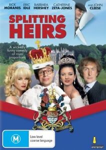 Splitting Heirs (DVD, 2008)  BRAND NEW / SEALED ... R 4