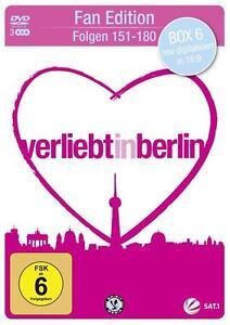 VERLIEBT IN BERLIN - BOX 6 FOLGEN 151-180  3 DVD NEU OVP
