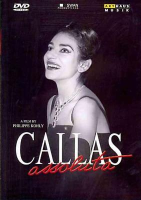 CALLAS ASSOLUTA NEW DVD