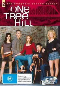 One-Tree-Hill-TV-Series-SEASON-2-NEW-R4-DVD