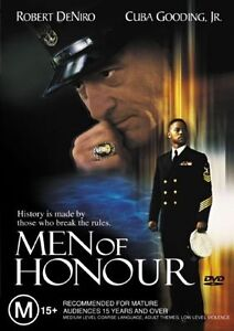 Men Of Honour (DVD, 2002)