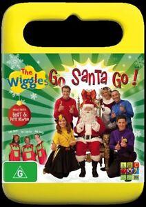 The Wiggles - Go Santa Go (DVD, 2013)  R4...NEW & SEALED   D3159