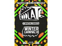 Toddla T Presents: Winter Carnival X 3