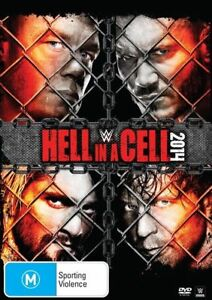 WWE - Hell In A Cell 2014 (DVD, 2014) - Region 4