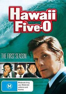 HAWAII-FIVE-O-The-First-Season-1-7-Disc-DVD-NEW