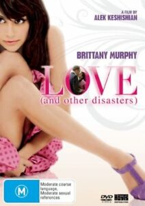 Love - And Other Disasters (DVD, 2008) NEW R4