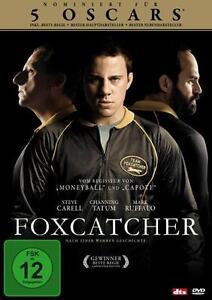 Foxcatcher-DVD-gebraucht
