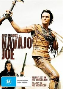 C13 BRAND NEW SEALED Navajo Joe (DVD, 2009)