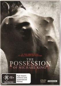 The Possession Of Michael King (DVD, 2014)
