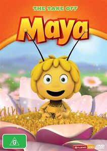 Maya The Bee - The Take Off BRAND NEW R4
