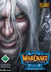 Warcraft 3 III: The Frozen Throne PC Game NEW & SEALED