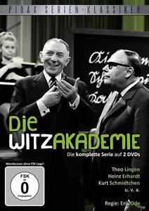 Pidax Serien-Klassiker: Die Witzakademie (2011)Neu+OVP
